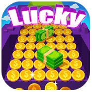 lucky pusher app review