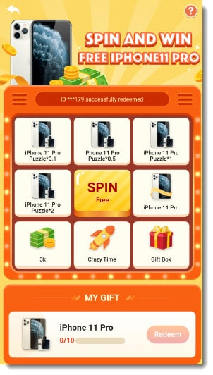 lucky spin Puppy Town