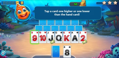 solitaire cashore gameplay